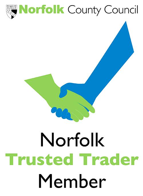 Norfolk Trusted Trader Logo